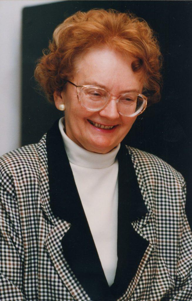 prof. Maria Zduniak. Fot. Maciej Szwed - KOLOR